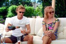 Martin Todd and Sue Tanner