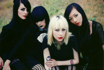 Dum Dum Girls, Girl Band movement
