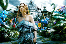 Alice in Wonderland 3D Box Office