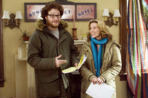 Zack and Miri Make A Porno, Seth Rogen and Elizabeth Banks