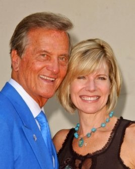 Pat Boone and Debby Boone