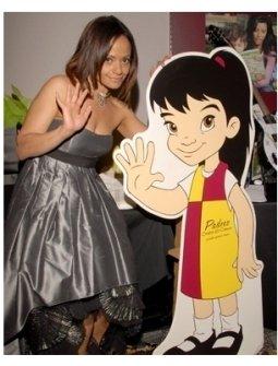 Judy Reyes at the ALMA Awards Gift Lounge