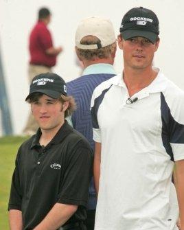 Haley Joel Osment and Josh Duhamel