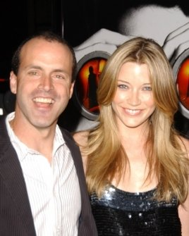 D.J. Caruso and Sarah Roemer