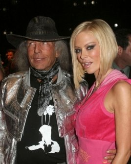 Lou Goldstein and Jenna Jameson