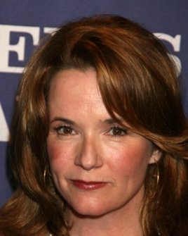 """Lea Thompson at the 15th Annual Alzheimer's Benefit """"A Night At Sardi's""""."""