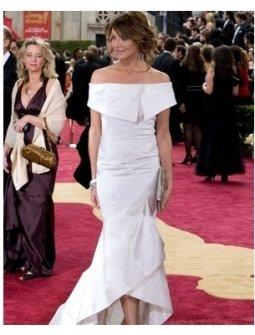 79th Annual Academy Awards Red Carpet: Cameron Diaz