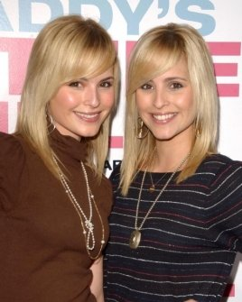 Nicole Garza and Natalie Garza