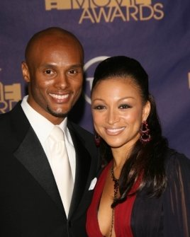 Kenny Lattimore and Chante Moore