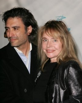 Priscilla Barnes and guest