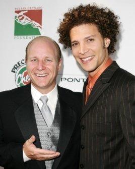 Mike Marino and Justin Guarini