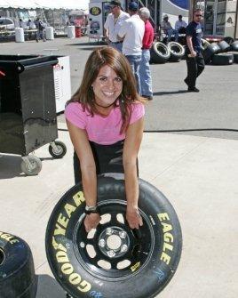 Bridgetta Tomarchio Named the The Race Girl