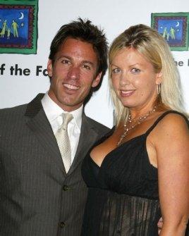 Dan Cortese and Dee Dee Hemby
