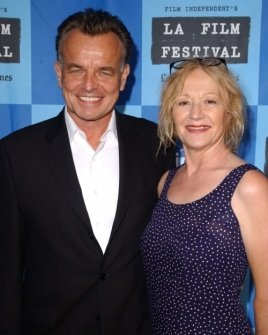 Ray Wise and wife Julie