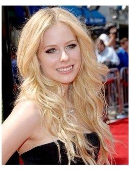 Over the Hedge Premiere Photos:  Avril Lavigne