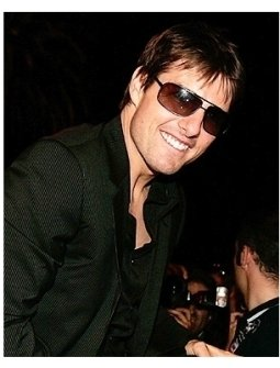 Tom Cruise at the Rome Premiere of  Mission: Impossible III