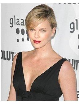 17th GLAAD Awards Photos:  Charlize Theron