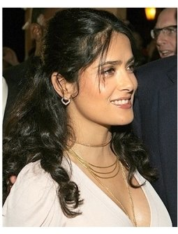 2006 Santa Barbara Film Festival Photos: Salma Hayek  Photo by Chris Weeks