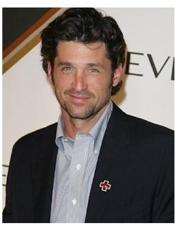 Entertainment Weekly Magazine 3rd Annual Pre-Emmy Party Photos:  Patrick Dempsey