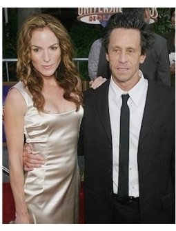 Cinderella Man Premiere: Producer Brian Grazer and wife Gigi