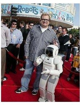 Robots Premiere: Drew Carey