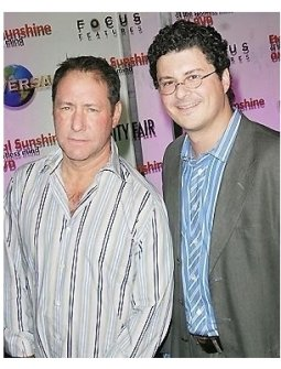 Producers Steve Golin and Anthony Bregman at the Eternal Sunshine of the Spotless Mind DVD Release Party