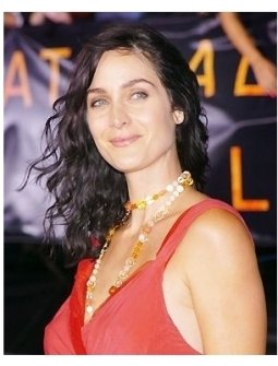 """Carrie-Anne Moss at the """"Collateral"""" premiere"""
