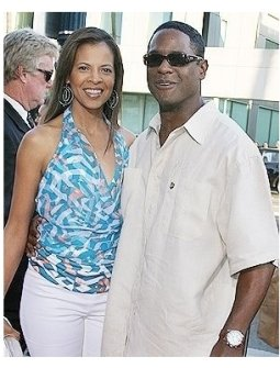 """Blair Underwood at """"The Manchurian Candidate"""" Premiere"""