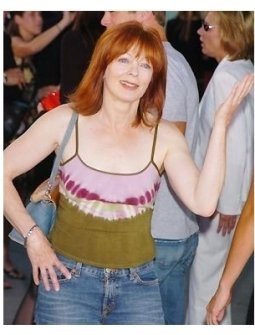 "Frances Fisher at the ""Catwoman"" premiere"