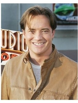 Brendan Fraser at the opening of The Revenge of the Mummy-The Ride at Universal