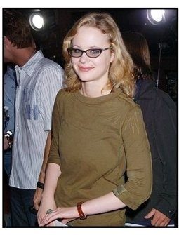 """Thora Birch at the """"Saved!"""" Premiere"""