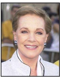 "Julie Andrews at the ""Shrek 2"" Premiere"