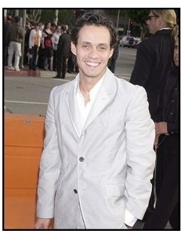 """Marc Anthony at the """"Man on Fire"""" Premiere"""