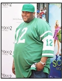 "Ruben Studdard at the ""Scooby-Doo 2: Monsters Unleashed"" Premiere"