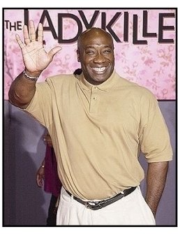 "Michael Clarke Duncan at ""The Ladykillers"" premiere"