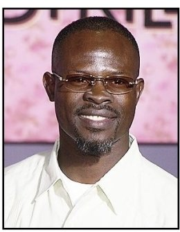 "Djimon Hounsou at ""The Ladykillers"" premiere"
