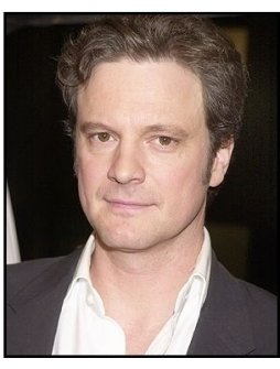 "Colin Firth at the ""Girl with a Pearl Earring"" premiere"