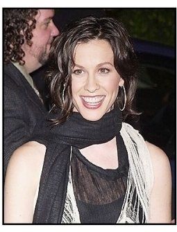 Alanis Morissette at the 13th Annual Environmental Media Awards