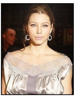 "Jessica Biel at ""The Texas Chainsaw Massacre"" Premiere"