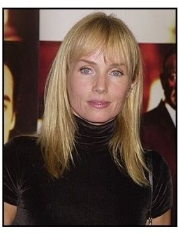 Rebecca De Mornay at the Runaway Jury Premiere