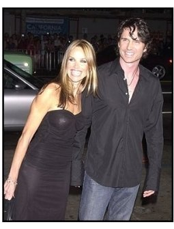 "Sarah Buxton and Shane Brolly at the ""Underworld"" premiere"