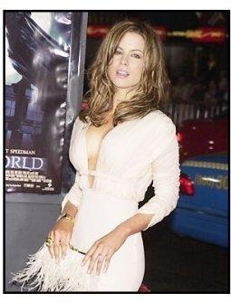 "Kate Beckinsale at the ""Underworld"" premiere"