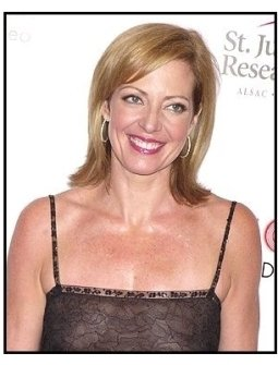 """Allison Janney at the 2nd Annual """"Runway for Life"""" Celebrity Fashion Show"""
