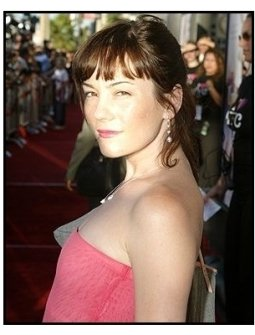"""ONE TIME USE ONLY:  Natasha Gregson Wagner at the """"Uptown Girls"""" premiere"""
