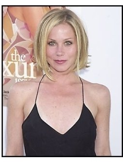 Christina Applegate at the 2003  Young Hollywood Awards