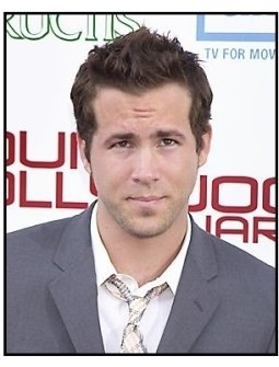 Ryan Reynolds at the 2003  Young Hollywood Awards