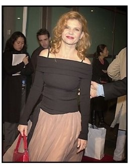 "Lolita Davidovich at the ""Dark Blue"" premiere"