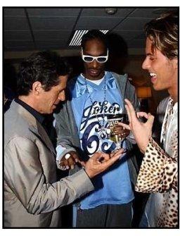 Morton Birthday weekend in Las Vegas: Peter Morton, Snoop Dog and Harry Morton