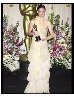 Academy Awards 2003 Fashion: Jennifer Connelly