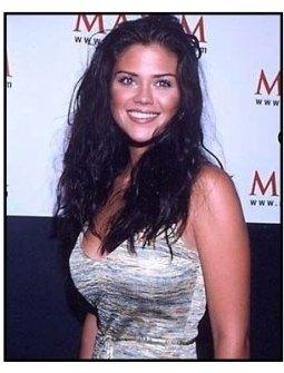 Susan Ward at the 2000 Maxim Motel Party